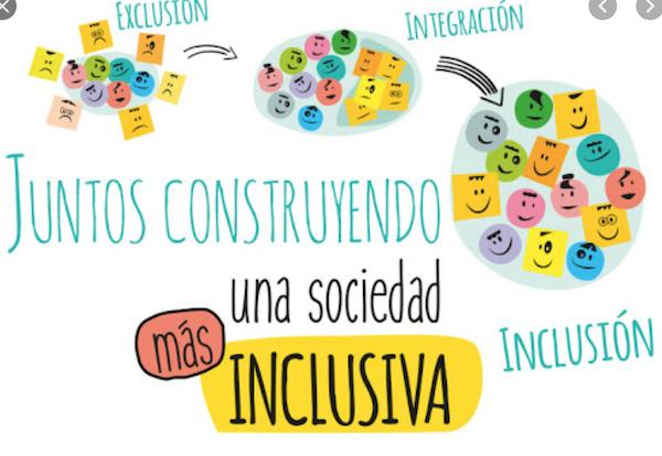 Junitos construyendo  una sociedad mas inclusiva