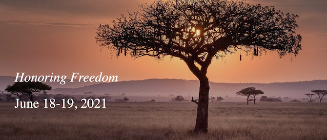 Honoring Freedom June 18-19, 2021